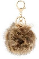 BP Faux Fur Pom Bag Charm