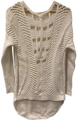 Sass & Bide white Viscose Knitwear