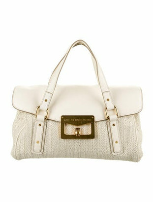 Marc by Marc Jacobs Leather Handle Bag Gold