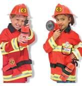 Melissa & Doug 'Fire Chief' Costume