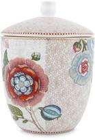 Pip Studio Spring To Life Storage Jar - Cream