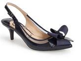 J. Renee 'Garbi' Pointy Toe Bow Pump (Women)