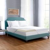 Serta 3-Inch Comfort Boost Memory Foam Mattress Topper