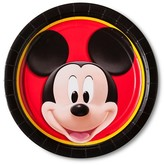 Mickey Mouse 8 ct Mickey Mouse Dinner Plate