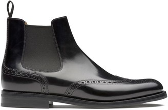 Church's Ketsby polished Chelsea boots