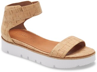 Gentle Souls by Kenneth Cole Lavern Platform Sandal