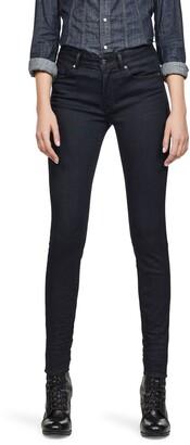 Shaped High Super Skinny Jeans