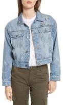 Joie Women's Redmondia Denim Jacket