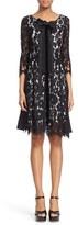Marc Jacobs Women's Bow Detail Lace Shift Dress