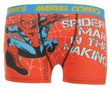 Marvel Kids Single Boxer Shorts Boys Underprants Comics Superhero Cotton Fabric