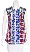 Peter Pilotto Silk Sleeveless Top
