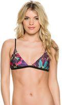 Swell The Barrier Triangle Bikini Top