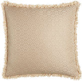 Dian Austin Couture Home European Antonia Diamond-Weave Sham