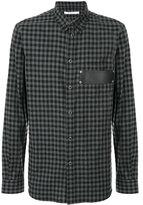 Givenchy collared shirt