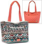 Sakroots Artist Circle City Tote Bag - Reversible (For Women)