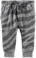 Osh Kosh Pull-On Zebra Pants