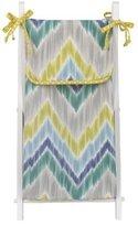 Cotton Tale Designs Hamper, Zebra Romp by