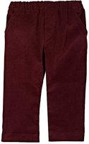 Alchimilla Cotton Corduroy Pants-BURGUNDY