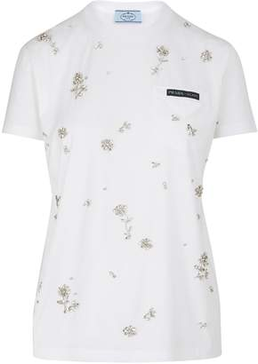Prada Short-sleeved t-shirt
