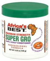 Africa's Best Africas Best Super Gro Hair & Scalp Conditioner - 5.25 oz