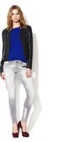 Blank NYC Zipper Hem Skinny Jean