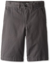 Hurley One Only Twill Short Boy's Shorts