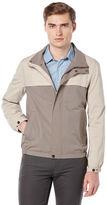 Perry Ellis Lightweight Color Block Jacket