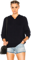 James Perse Cashmere Oversize Hoodie