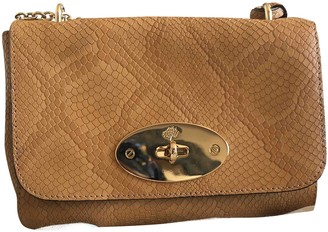 Mulberry Lily Brown Leather Handbags