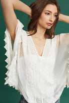 Maeve Neriah Embroidered Top