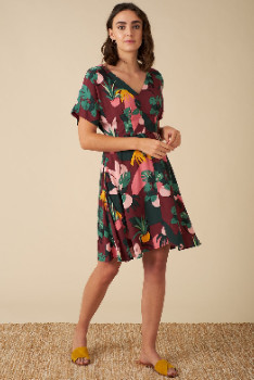Emily And Fin Amber Medina Dress - 16