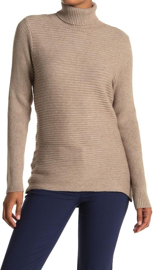 Cyrus Ottoman Turtleneck Sweater
