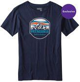 Patagonia Men's Powder Peaks Lightweight Cotton T-Shirt