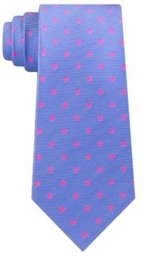 Tommy Hilfiger Men's Bright Preppy Dot Tie