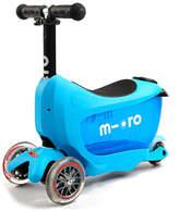Micro Kickboard Mini2Go 3-in-1 Scooter, Blue