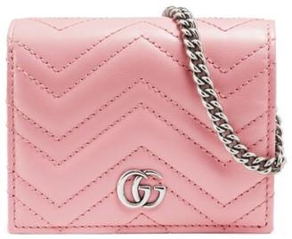 Gucci GG Marmont Mini Bag Wallet