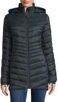Xersion Fingertip Packable Puffer Jacket
