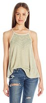 Miss Me Women's Embroidered Cami
