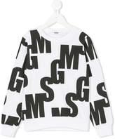 MSGM logo top