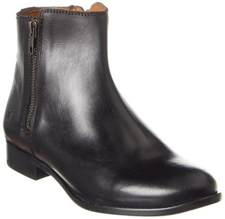 Frye Carly Leather Bootie