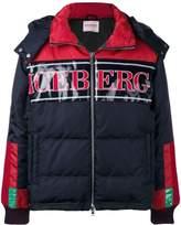 Iceberg logo puffer jacket