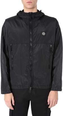 Stone Island jacket with zip