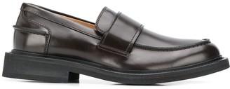 Bottega Veneta Level loafers