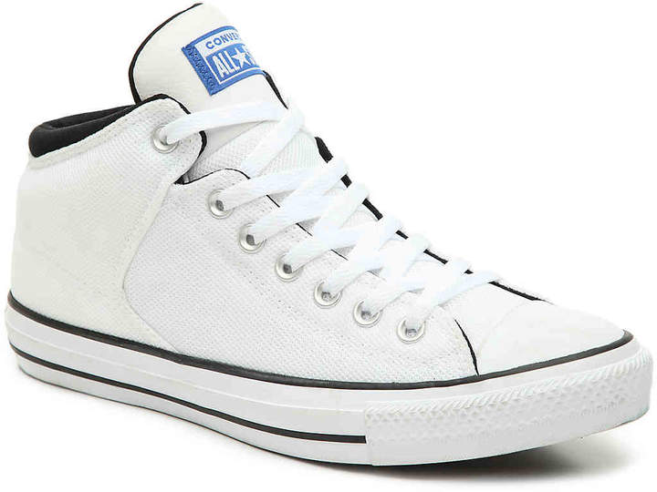117aee8e4fb Converse Padded Collar White - ShopStyle