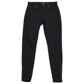 Saint Laurent Black Cotton Jeans