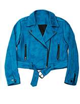 Mia Suede Motorcycle Jacket