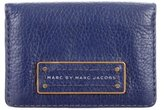 Marc by Marc Jacobs Marc Jacobs Leather Logo Cardholder