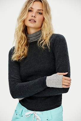 Free People Wool Power Crew Neck 200 by Woolpower at