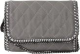 Stella McCartney Falabella Quilted Fold Over Clutch