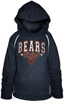 5th & Ocean Girls' Chicago Bears Raglan Hoodie